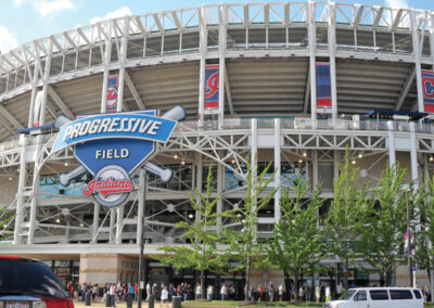 Cleveland Indians: THE Home-Field Advantage on Recycling