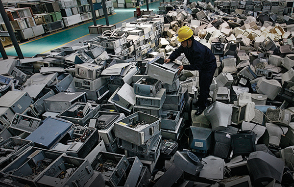 The future of e-waste
