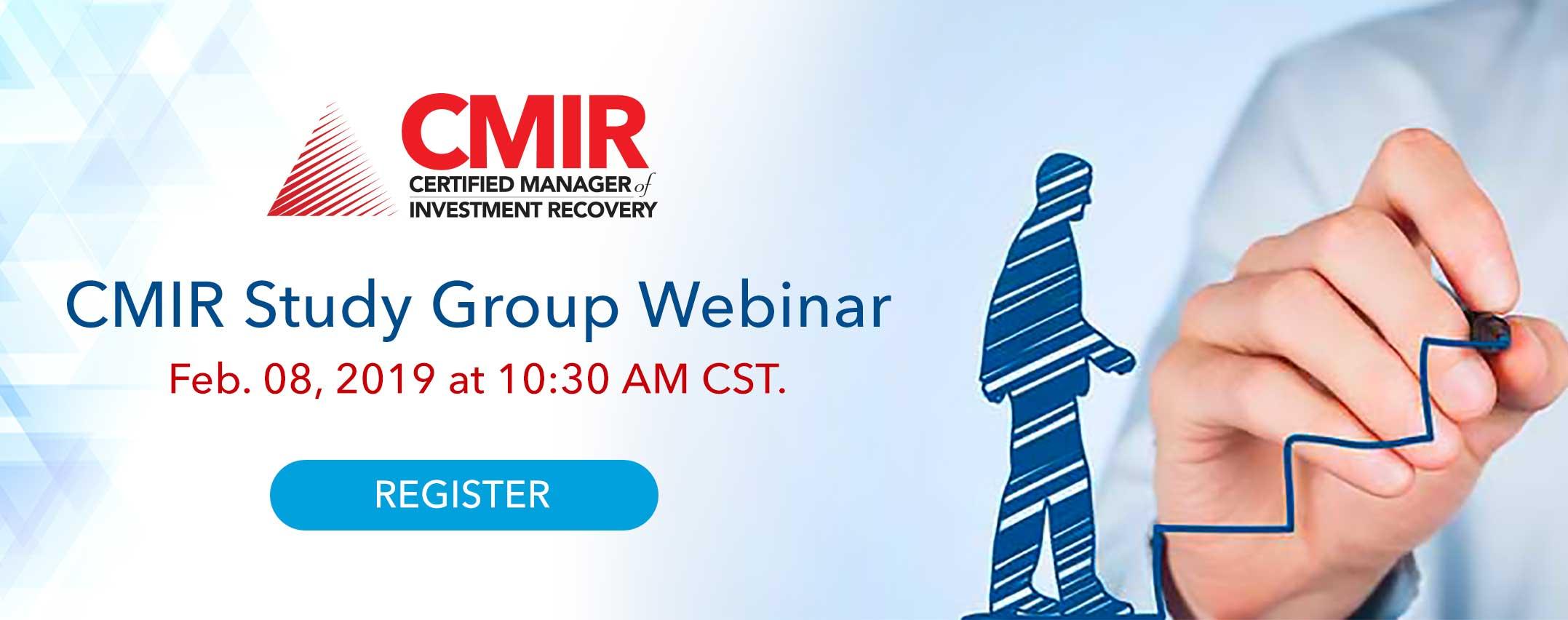 CMIR Study Group webinar