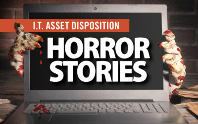What You Don't Know About ITAD Certifications and Other Horror Stories