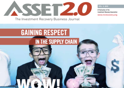 Asset 2.0 2015 Vol 3 – Respect In The Supply Chain