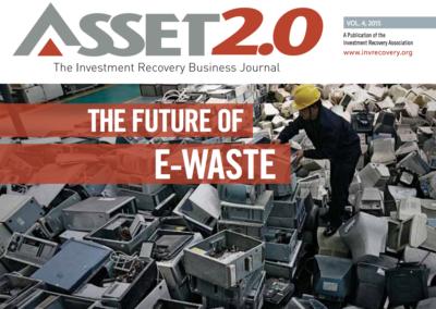 Asset 2.0 2015 Vol 4 – Future Of eWaste