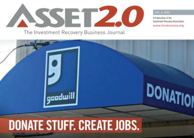 Asset 2.0 2015 Vol 6 – Donations