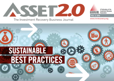 Asset 2.0 2016 Vol 5 – Sustainability Best Practices