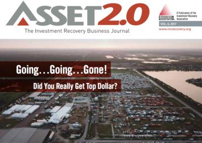 Asset 2.0 2017 Vol 6 – Going Going Gone