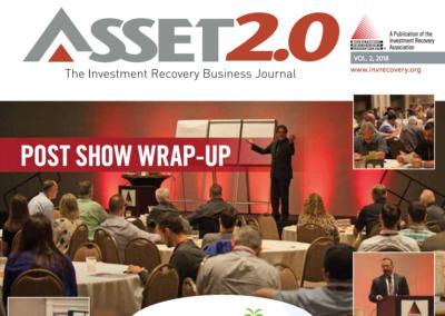 Asset 2.0 Vol 2, 2018 – Post Show