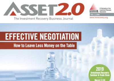 Asset 2.0 2018 Vol 3 – Negotiation