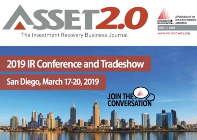Asset 2.0 2019 Vol 1 – Keynote Spotlight