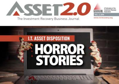Asset 2.0 2019 Vol 5 – Asset Disposition Horror Stories
