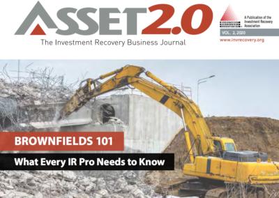Asset 2.0 2020 Vol 2 – Brownfields