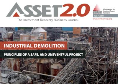 Asset 2.0 2020 Vol 4 – PaperMill Demolition
