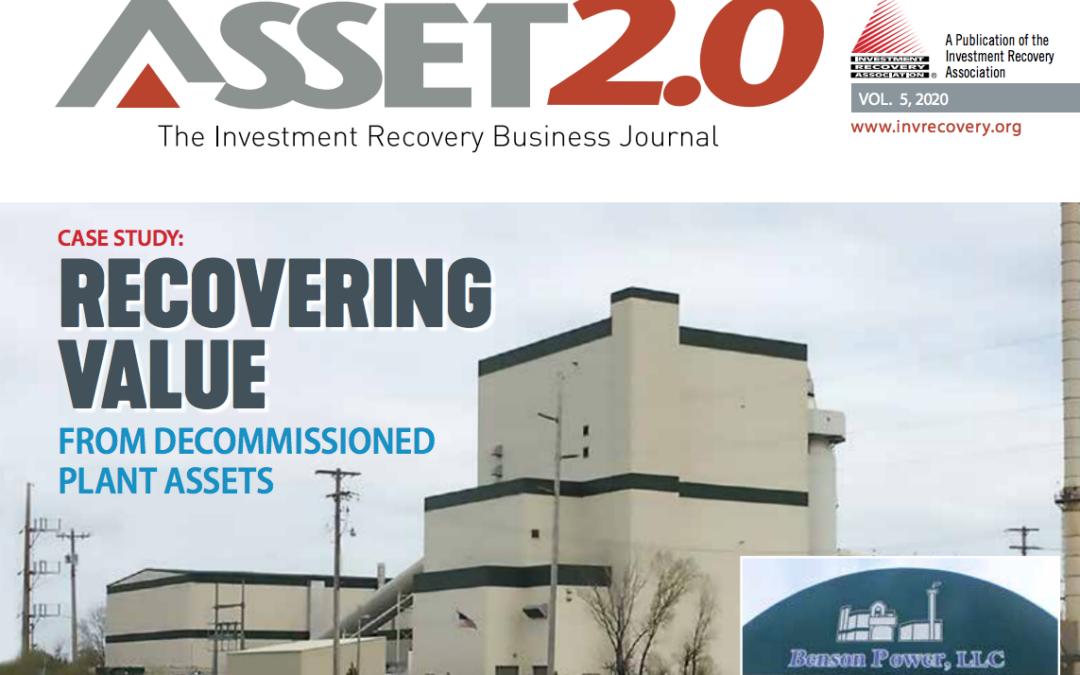 Asset 2.0 2020 Vol 5 – Case Study