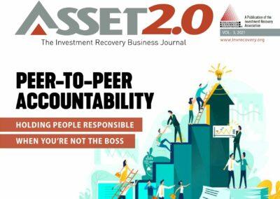 Asset 2.0 2021 Vol 3 – Peer-to-Peer Accountability